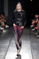 Load image into Gallery viewer, Leather Short Jacket
