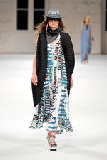 Load image into Gallery viewer, Printed Long Shirt Dress