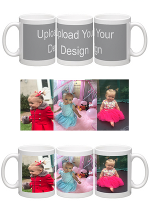 Custom Image Coffee Mug
