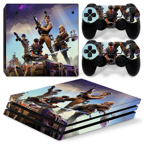 PS4 Pro skin - Fortnite Design
