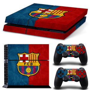 PS4 skin - Barcelona FC Design