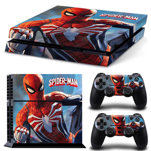 PS4 skin - Spider-Man Design