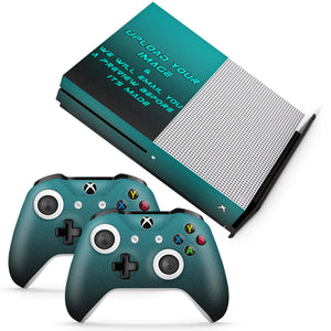 Create your own Xbox One S Skin