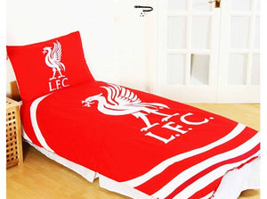 Duvet Cover Set – Red Liverpool F.C. Design