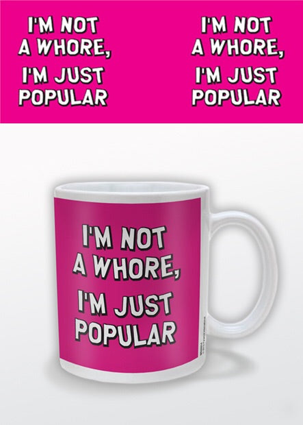 Popular mug official licensed product.