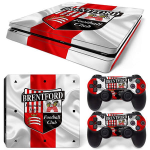 PS4 Slim Skin – Brentford F.C. Design