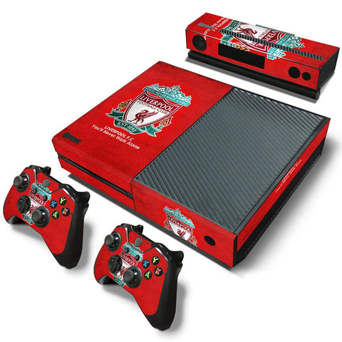 Xbox One Skin – Liverpool Design