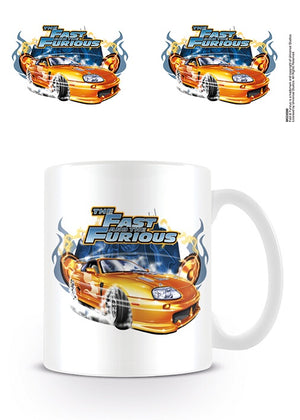 Fast and furious official mug