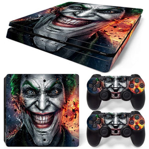 PS4 Slim Skin – The Joker Design
