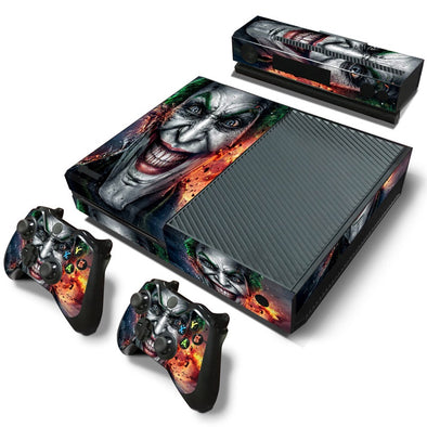 Xbox One Skin – The Joker Design