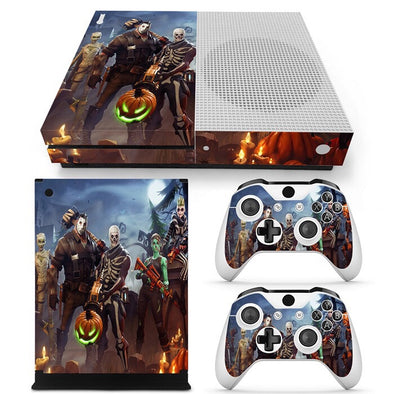 Xbox One S Skin – Fortnite mares Design