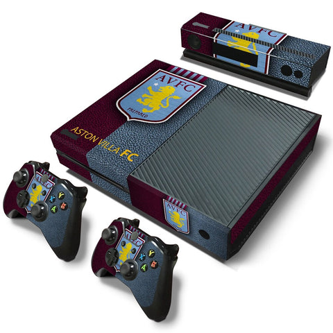 Xbox One Skin – Aston Villa F.C. Design