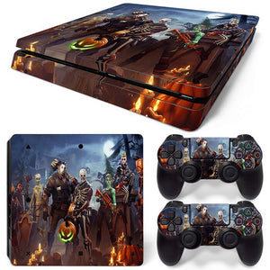 PS4 Slim Skin – Fortnite mares Design