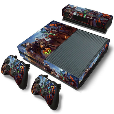 Xbox One Skin – Fortnightmares Design