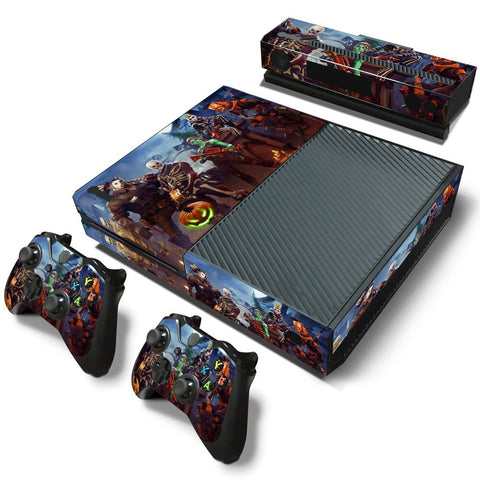 Xbox One Skin – Fortnite mares Design