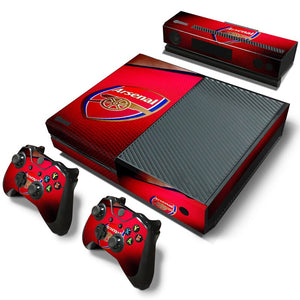 Xbox One Skin – Arsenal Design