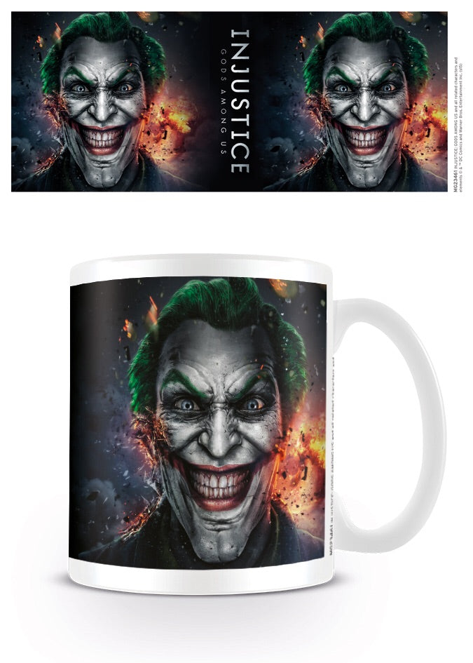 Coffee Mug – Injustice Design