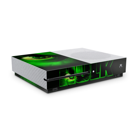 Image of Xbox one S Hulk Design