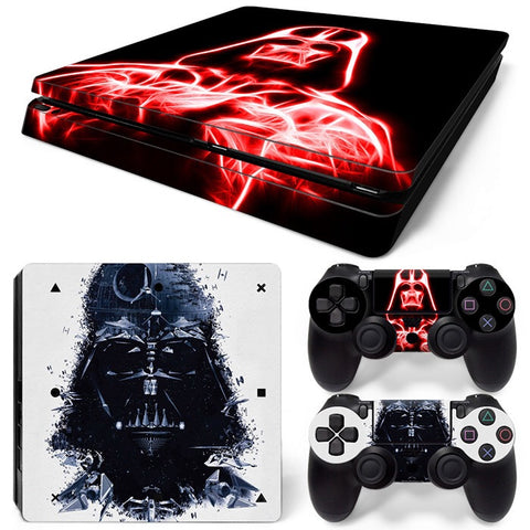 PS4 Slim Skin – Star Wars Design