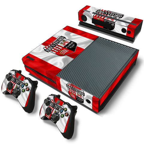 Xbox One Skin – Brentford F.C. Design