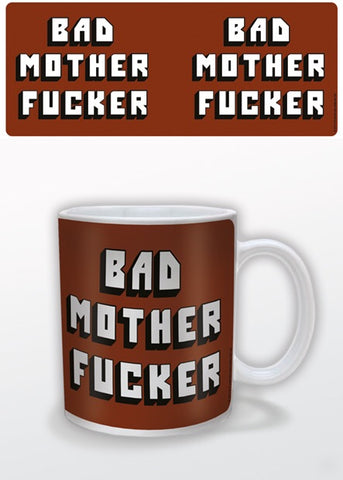 Bad mother Fucker mug official licensed product