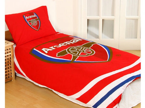 Official arsenal single duvet set