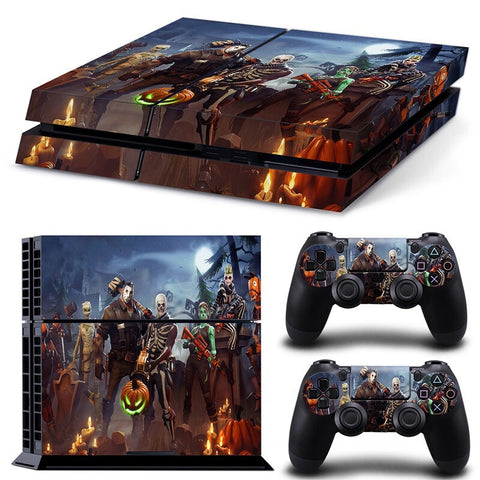 PS4 skin - Fortnite mares Design