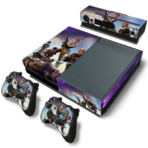 Xbox One Skin – Fortnite Design