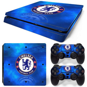 PS4 Slim Skin – Chelsea Design