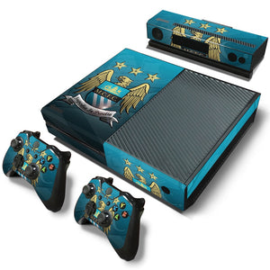 Xbox One Skin – Man City Design