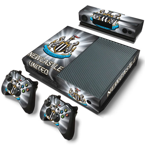 Xbox One Skin – Newcastle F.C. Design