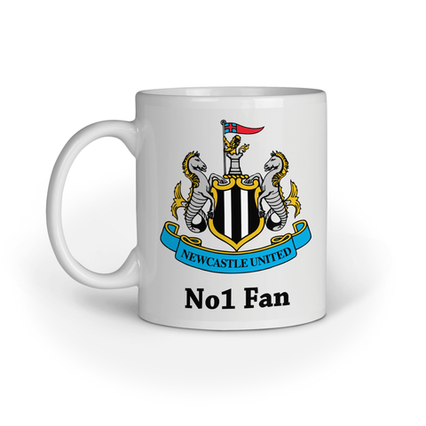 Image of Personalised Football Mug