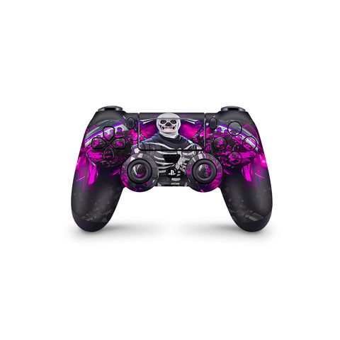 Image of PS4 slim skin Fortnite skull trooper Design1