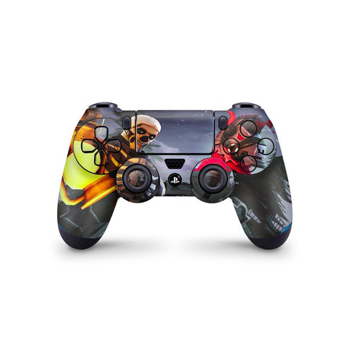 PS4 slim skin Fortnite skull trooper Design2