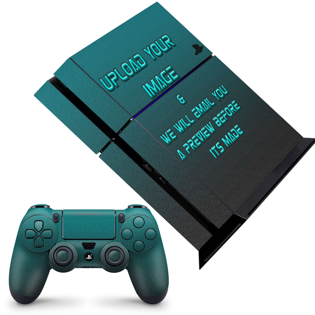 Create Your Own PS4 Skin