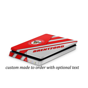 PS4 slim skin Brentford FC Design