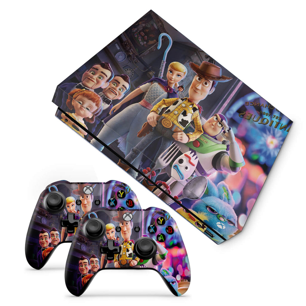 Xbox one x Toy Story Design 1