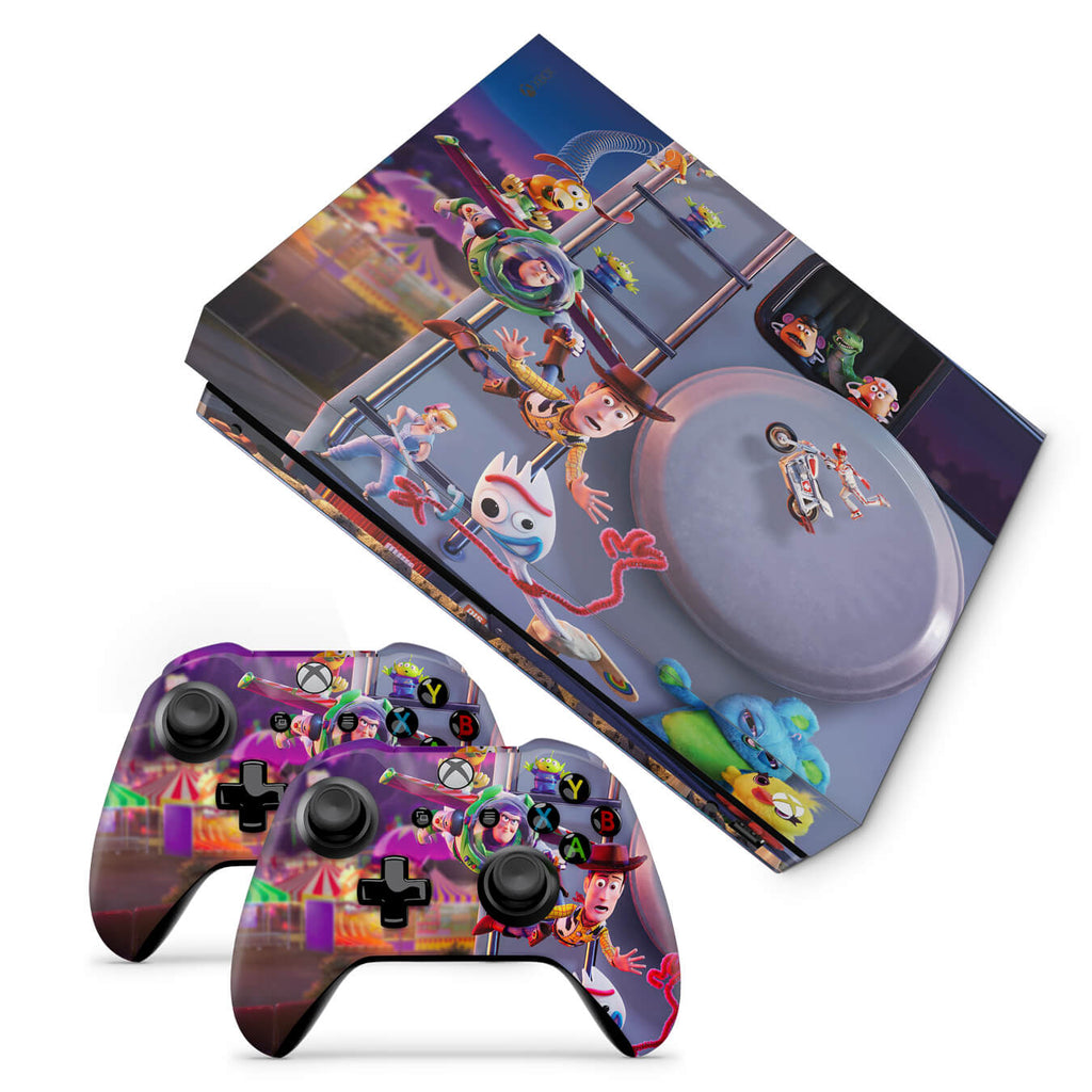 Xbox one x Toy Story Design 3