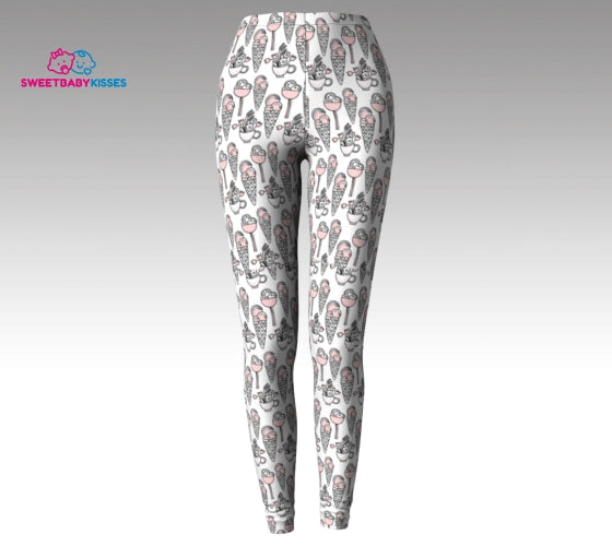 Ice Cream Leggings - Mini Me