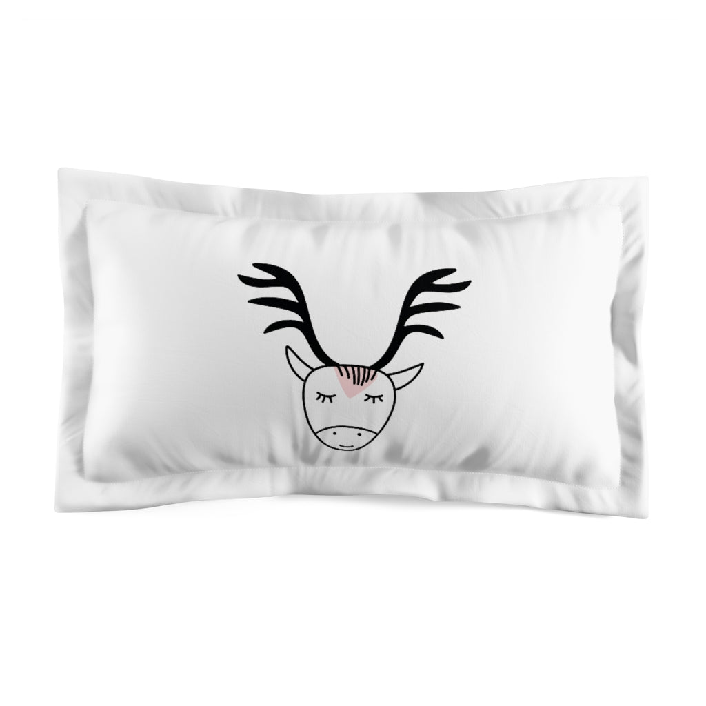 Cerf Pillow Sham