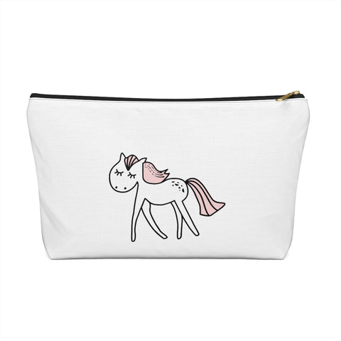 Unicorn Accessory Pouch T-bottom