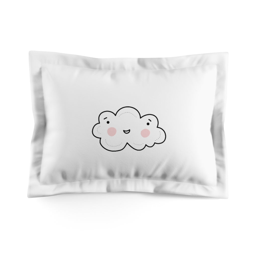 Cloudy Pillow Sham