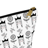 Queen Accessory Pouch T-bottom