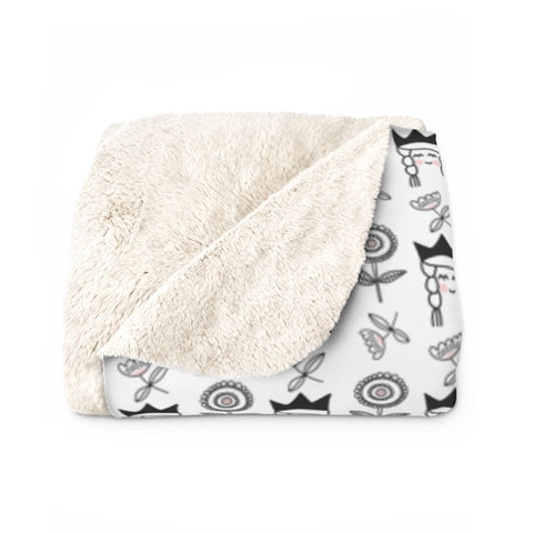 Queen Sherpa Fleece Blanket