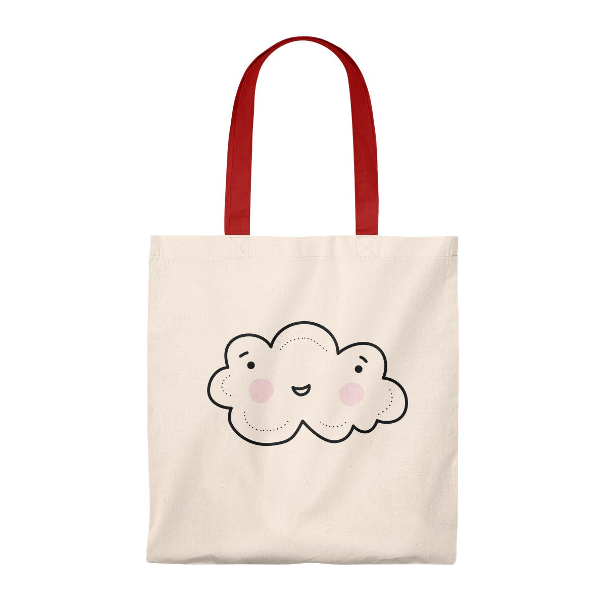 Cloudy – Tote Bag (Vintage)