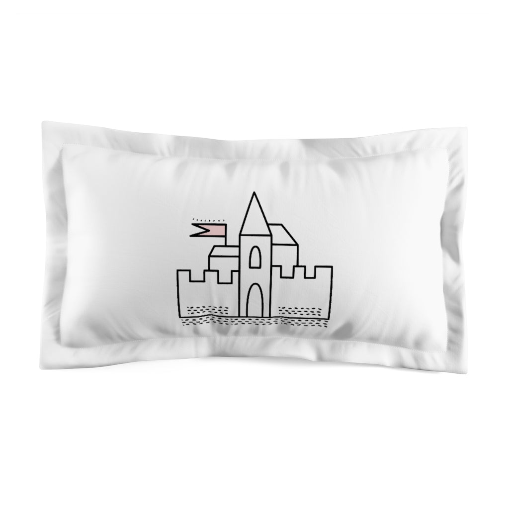 Castle Pillow Sham
