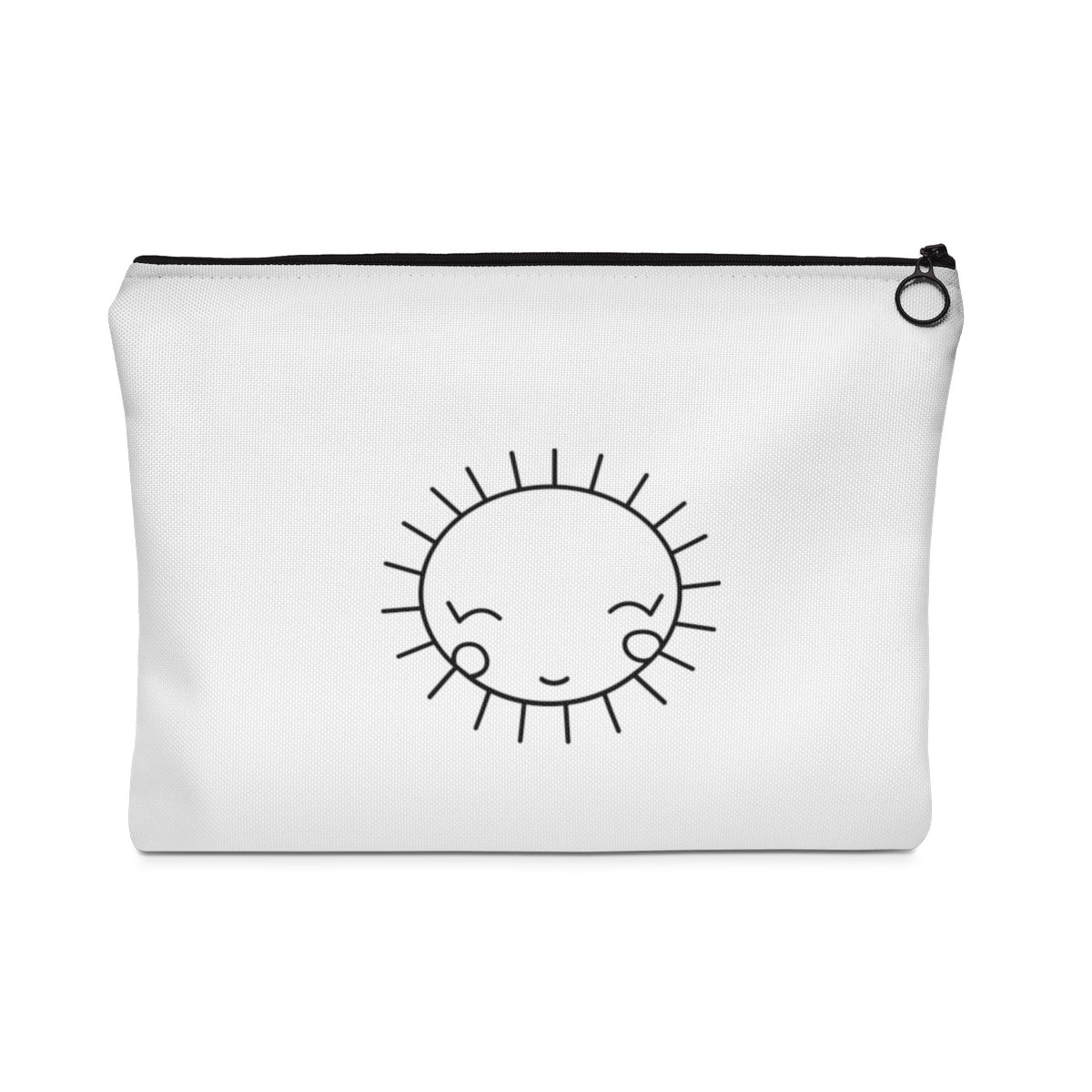 Cloudy – Carry All Pouch