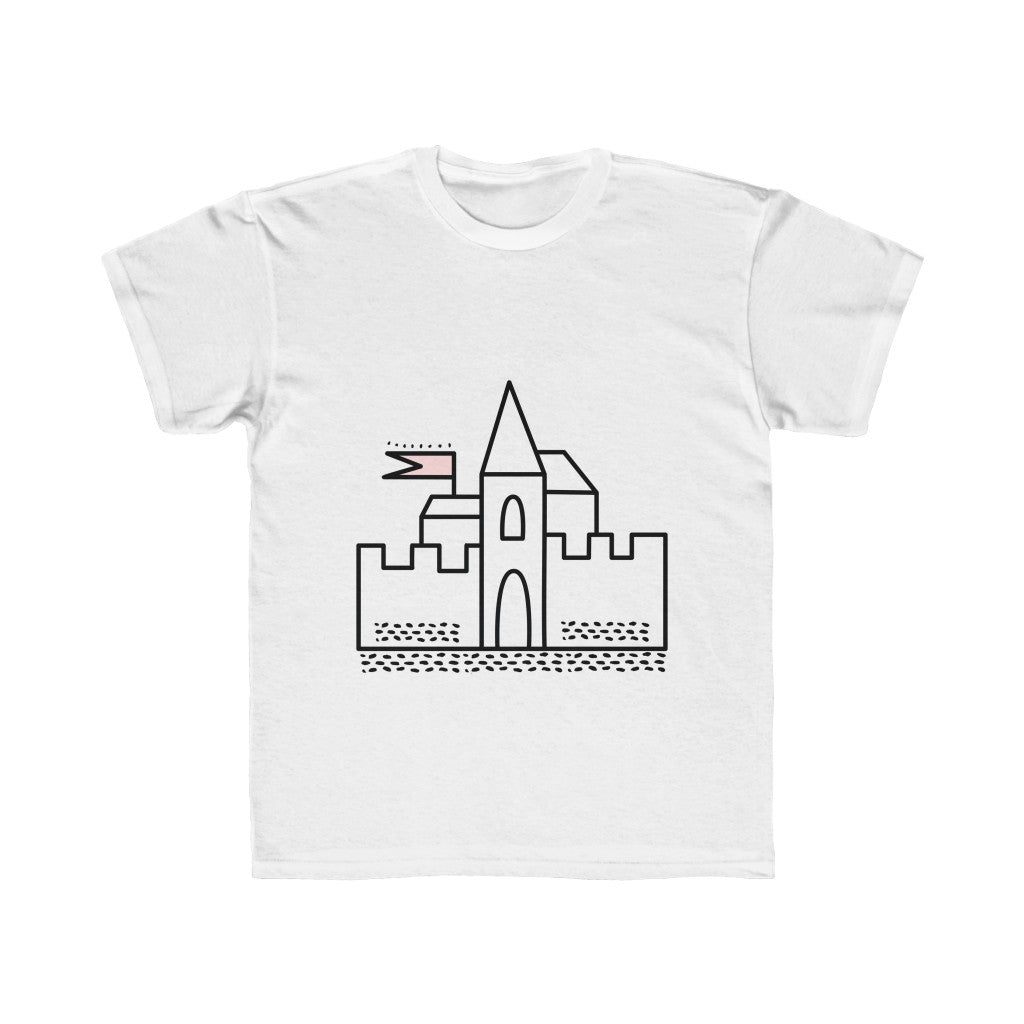 Castle Regular Fit Kids Tee