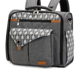 Kennedy Convertible 2 in 1 Diaper Bag