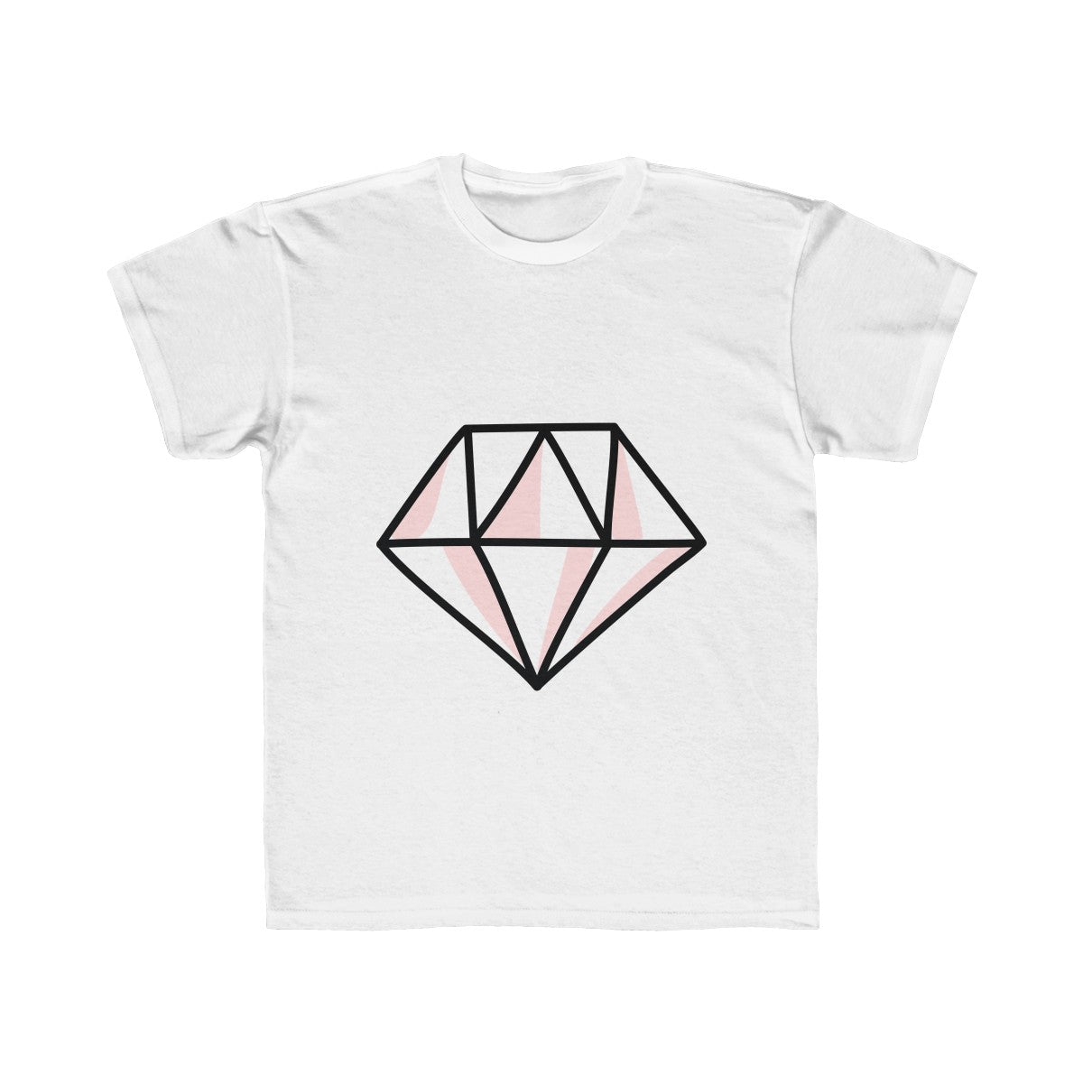 Diamond – Regular Fit Tee (pink)